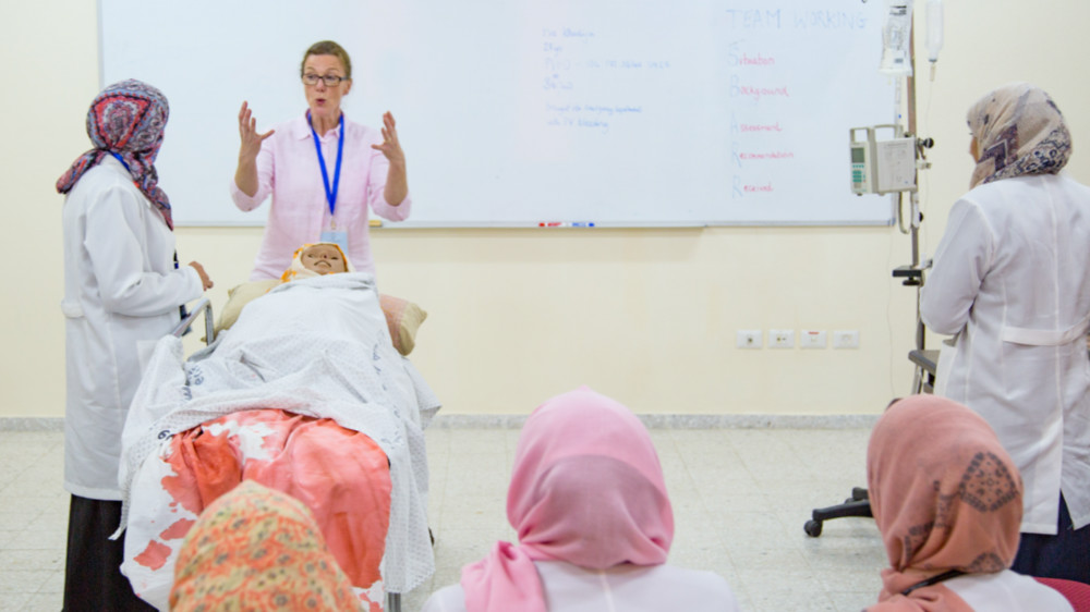 Gaza teaching