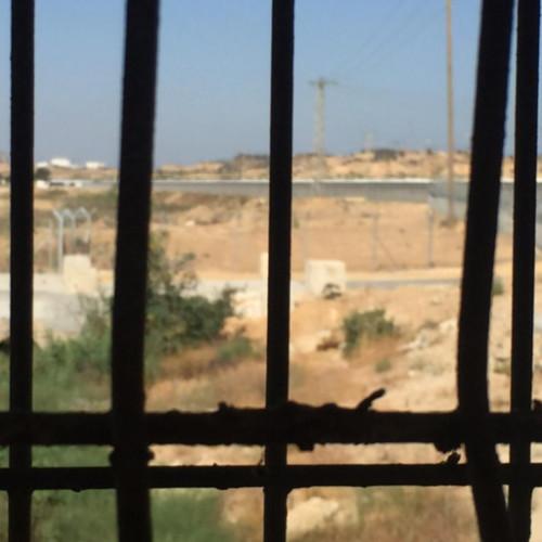 Gaza fence