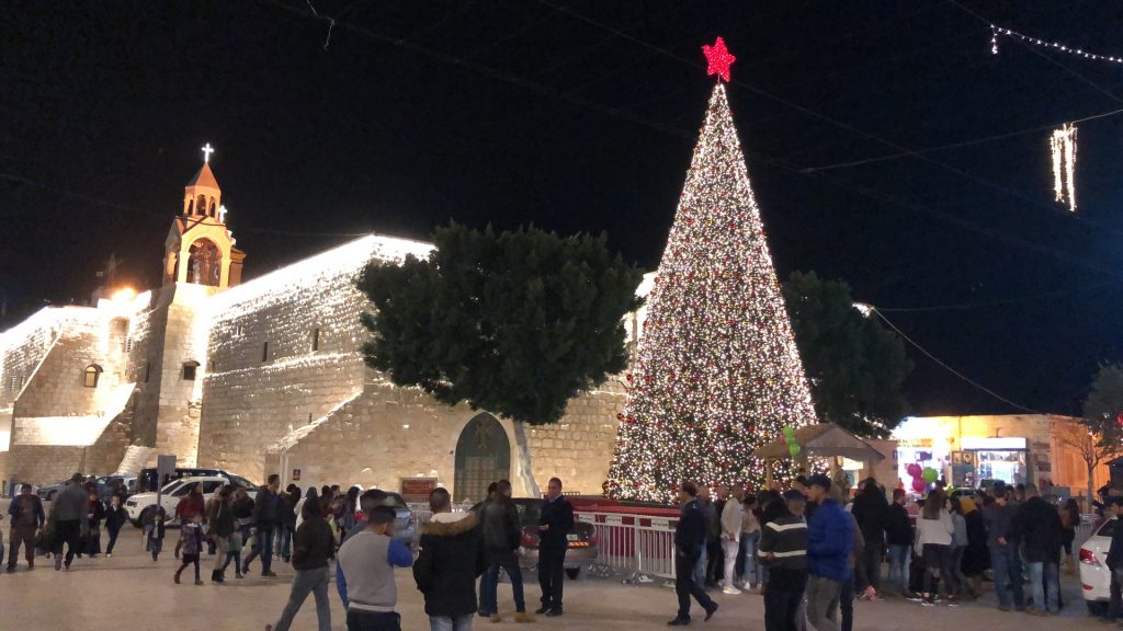 Christmas Palestine