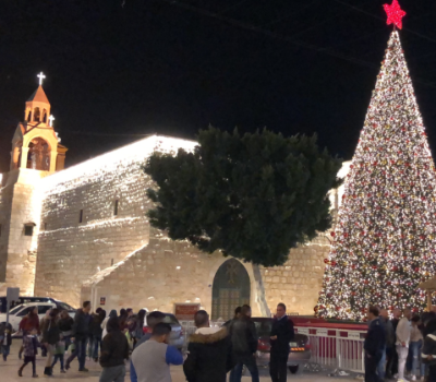 Christmas in Palestine