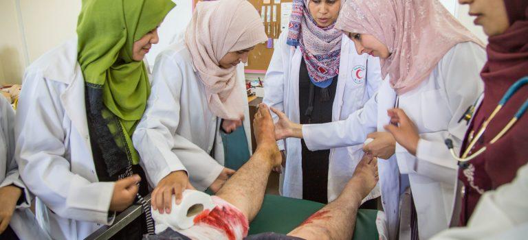 Oxford Doctors Trip to Gaza – February 2019