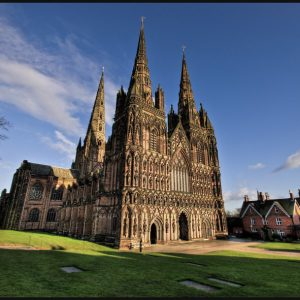 Poster exhibition & fair at Lichfield Cathedral Hall