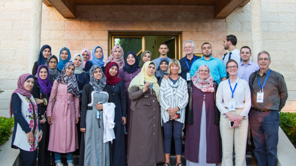 Gaza teaching group