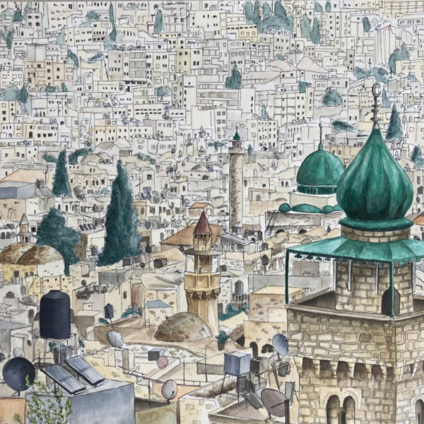 Old City of Nablus